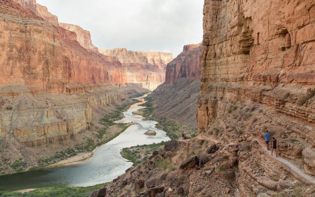 The (possible) end of the Colorado River