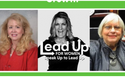 Deborah Deal on Lead Up for Women podcast