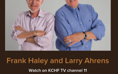 IX Water on Coffee & Conversation KCHF TV New Mexico